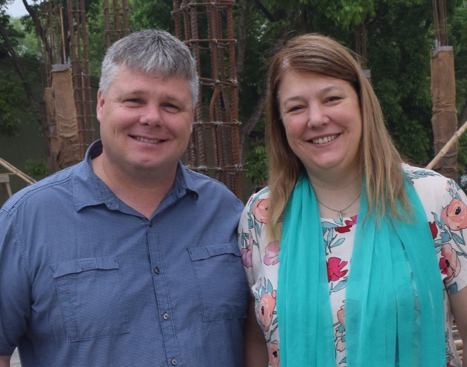 Bob and Darlene McCoy